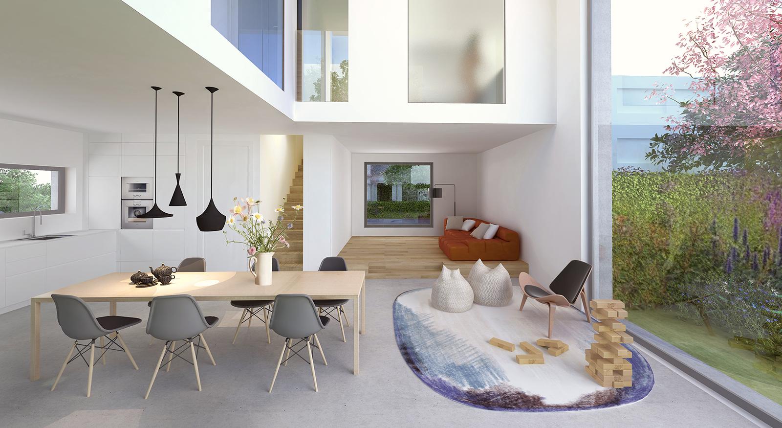 TheWayWeBuild villa Noord - interieur1600