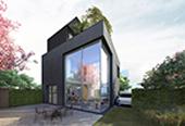 villa Amsterdam Noord