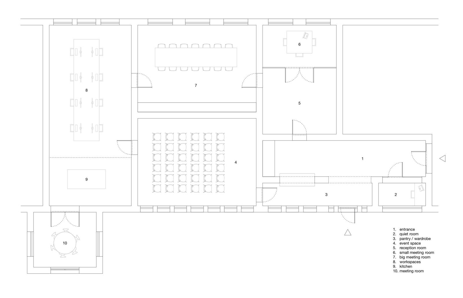 TWWB architect DDMA office interior floorplan_1600